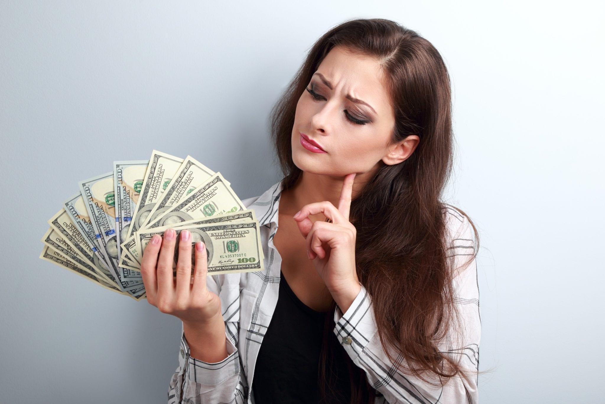 как красиво занять денег